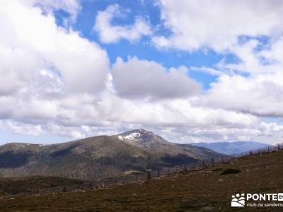 Cuerda Larga - Miraflores de la Sierra; belen buitrago todo mochilas mejor mochila trekking